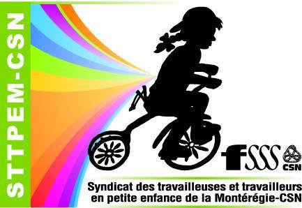 Syndicat des travailleuses et travailleurs en petite enfance de la Montéregie-CSN